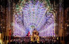 Cuneo Illuminata 2018: luce, colori, musica, arte e le Luci d'Artista di Torino