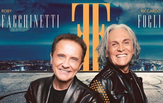 Roby Facchinetti e Riccardo Fogli a Torino con il nuovo tour
