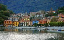 Lago di Mergozzo Piemonte