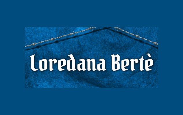 Loredana Bertè a Torino con il tour teatrale 2018