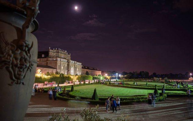 Notte di San Lorenzo 2018 alla Reggia di Venaria tra stelle, arte e gastronomia