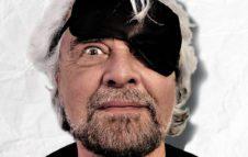 """Beppe Grillo a Torino con lo spettacolo """"Insomnia"""""""