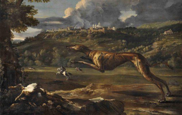 """Cani in posa – La prima grande mostra in Italia sul tema del """"cane nell'arte"""""""