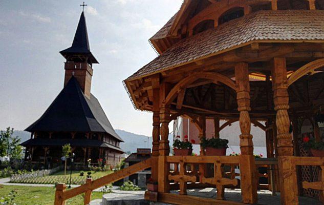 Chiesa Maramures a Torino: il curioso edificio in legno che viene dalla Transilvania