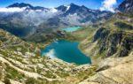 Lago Agnel: uno scrigno blu nelle montagne del Piemonte