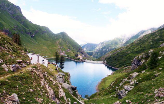 Lago weissensee quadro da vivere articoli il reporter austria