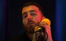 Mecna in concerto a Torino all'Hiroshima Mon Amour