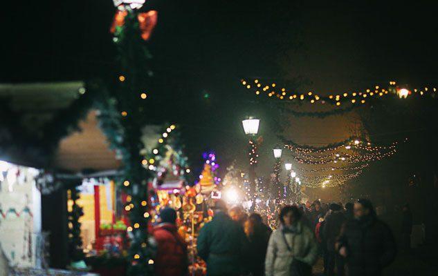 Il mercatino di Natale di Govone 2018