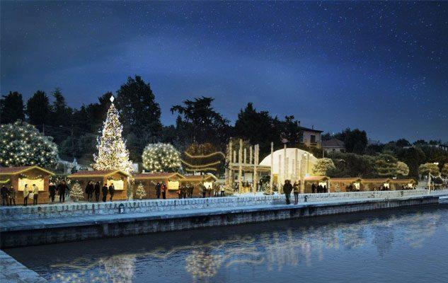 Mercatino di Natale 2018 sul Lago di Viverone