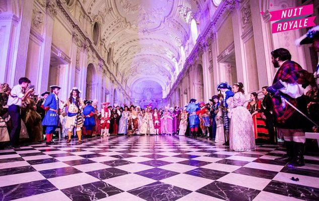 Nuit Royale 2018 alla Reggia di Venaria: la magia di un ballo in costume d'epoca