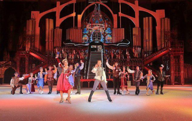 Romeo & Juliet: il faraonico musical sul ghiaccio a Torino