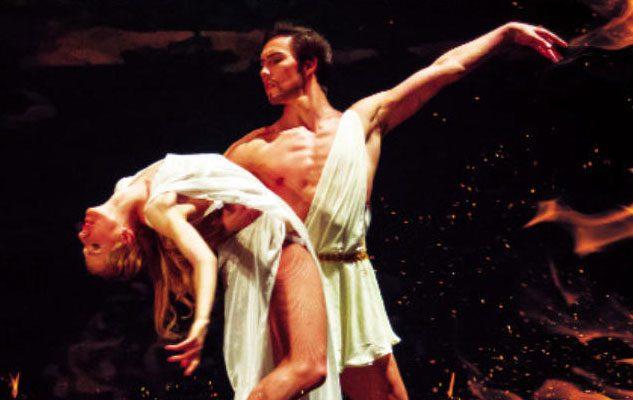 """Russian Stars a Torino con il balletto """"Spartacus"""""""
