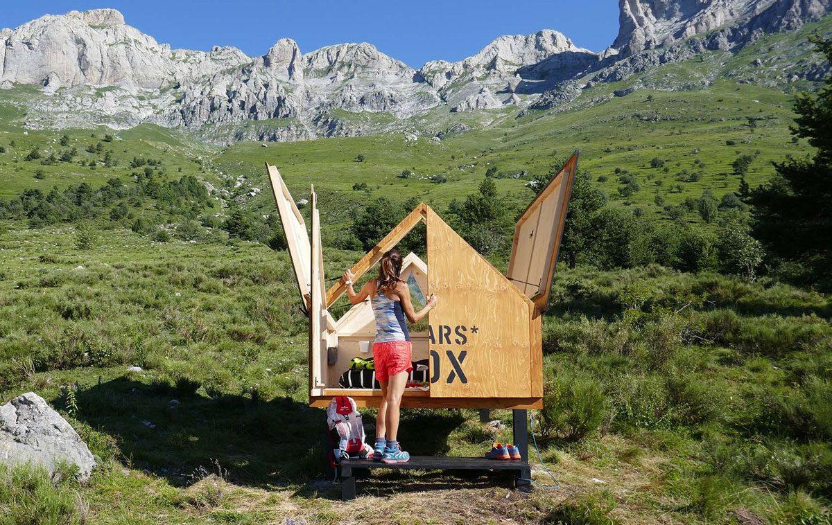 Stars box in piemonte le prime casette con tetto apribile for Eventi piemonte domani