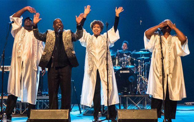 The Harlem Spirit of Gospel Choir a Torino