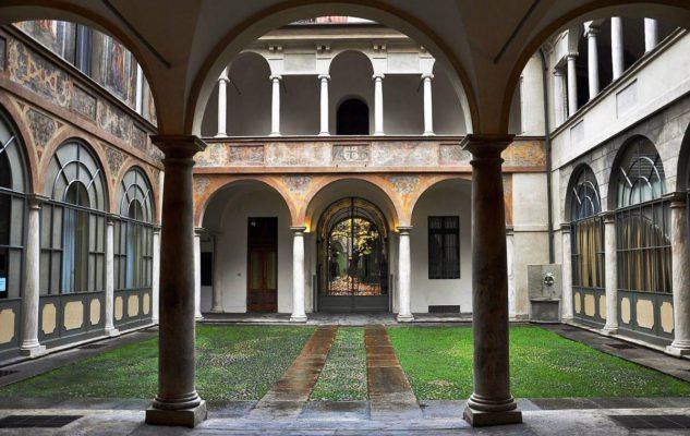 Torino e i suoi cortili: visita guidata a tema alla scoperta dei meravigliosi angoli della città