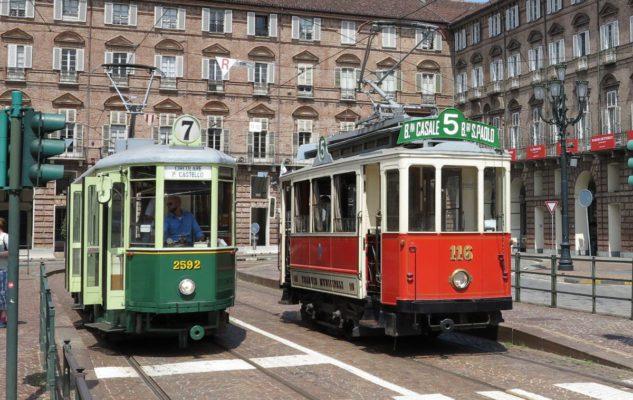 Una domenica a Torino sul tram storico 116