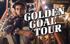 """Galeffi in concerto a Torino con """"Golden Goal Tour"""""""