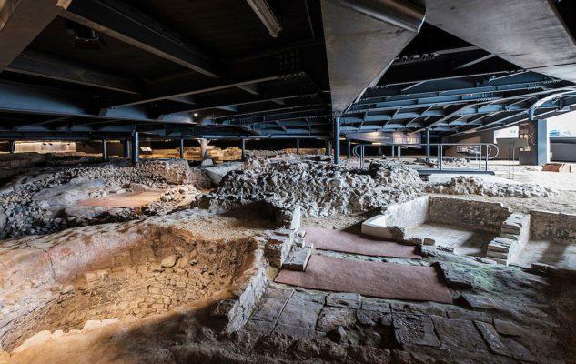 Nuvola Lavazza: aperta l'area archeologica della Chiesa Paleocristiana di San Secondo