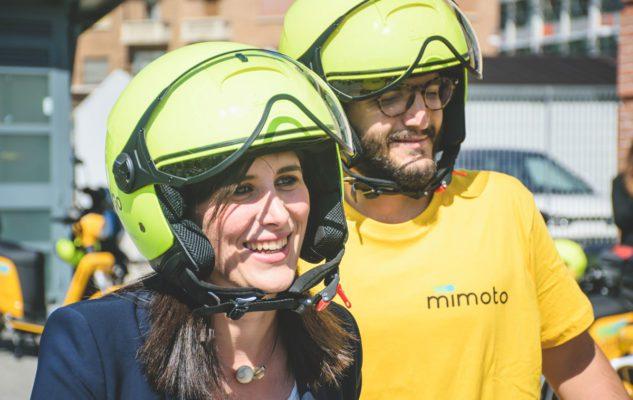 Scooter Sharing a Torino con i motorini in condivisione di MiMoto