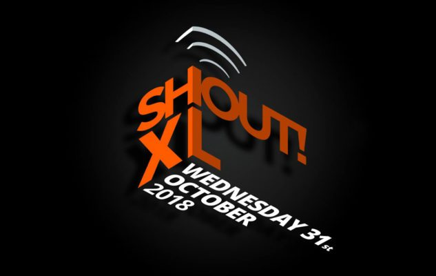 Shout XL Torino 2018 – Halloween Edition: data e biglietti