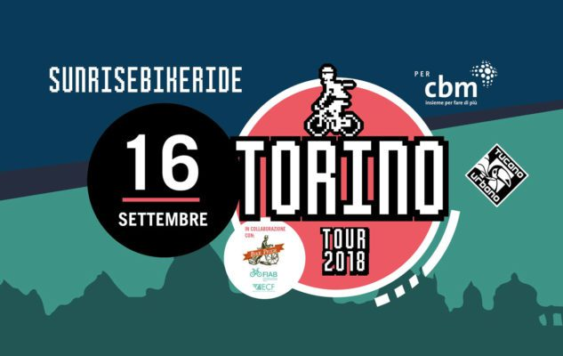 Sunrisebikeride Torino 2018