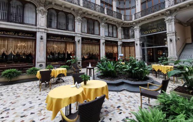 Tour caffè storici Torino