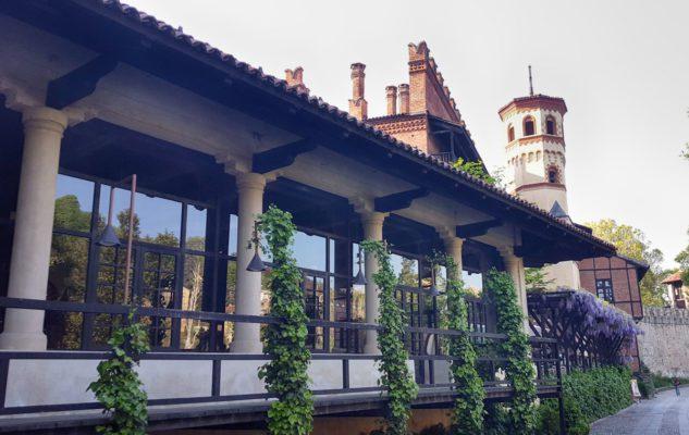 Riapre la caffetteria del Borgo Medievale: prodotti biologici e a chilometro zero