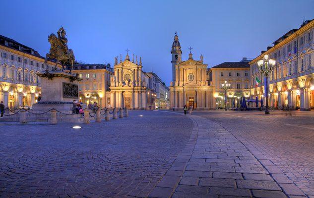 Capodanno a Torino 2019 in Piazza San Carlo