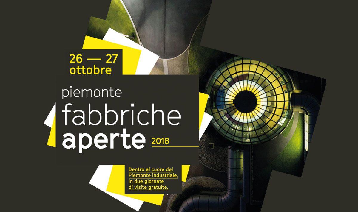 Fabbriche Aperte 2018 a Torino e in Piemonte: due giorni per scoprire le industrie del territorio