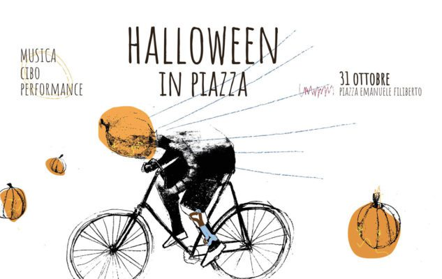 Halloween 2018 a Torino in piazza