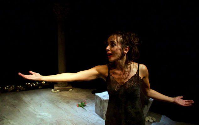 """""""Non una di meno"""", spettacolo tratto da Le Troiane di Euripide"""