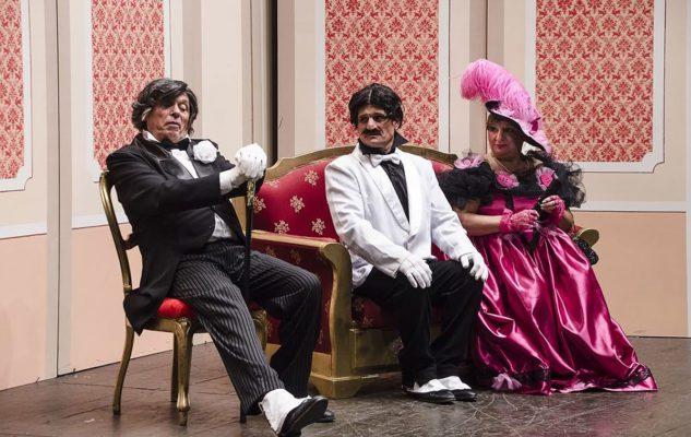 O' Scarfalietto in scena al Teatro Gioiello di Torino