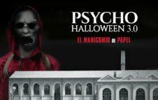 Psycho Halloween 3.0- El manicomio de Papel