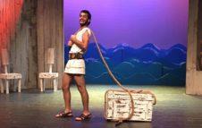 """""""Rudens-Ridens...Tutto in una tempesta"""" al Teatro Erba di Torino"""