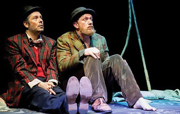 Aspettando Godot al Teatro della Concordia di Venaria