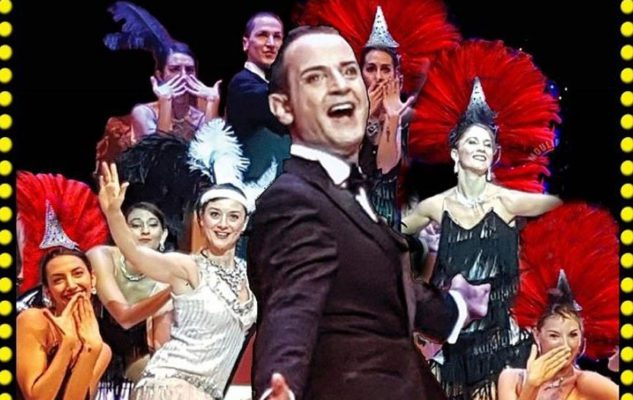 Bonsoir Varietà al Teatro Alfieri: musica, canto, ballo, gag e piume alla francese