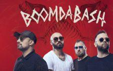 Boomdabash in concerto all'Hiroshima Mon Amour