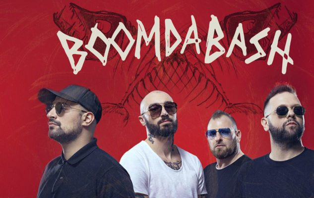 Boomdabash in concerto all'Hiroshima Mon Amour
