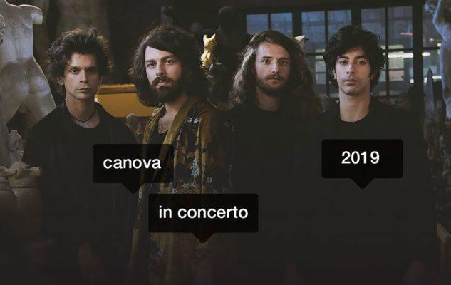 Canova in concerto a Venaria: data e biglietti