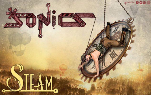 Capodanno 2019 al Teatro della Concordia con i Sonics e la Steam Experience