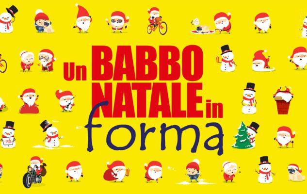 Il Raduno dei Babbi Natale 2018 a Torino