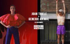 Joan Thiele + Generic Animal: concerto all'Hiroshima Mon Amour