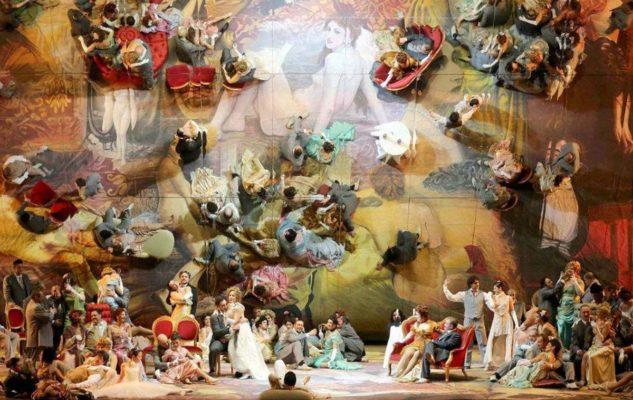 """""""La Traviata"""" di Giuseppe Verdi in scena al Regio di Torino"""