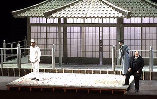 """""""Madama Butterfly"""" in scena al Teatro Regio di Torino"""