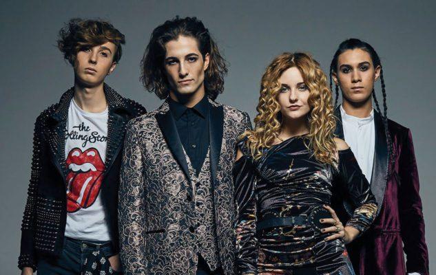 Maneskin a Venaria nel 2019: data a biglietti del concerto