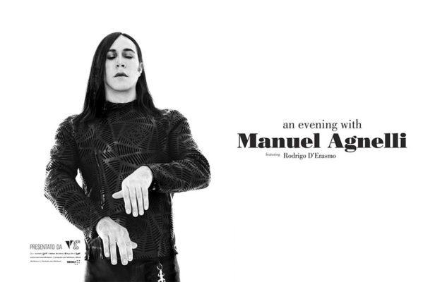 An Evening with Manuel Agnelli a Torino: data e biglietti