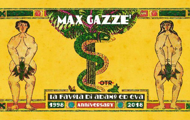 Max Gazzè a Torino nel 2019: data e biglietti del concerto