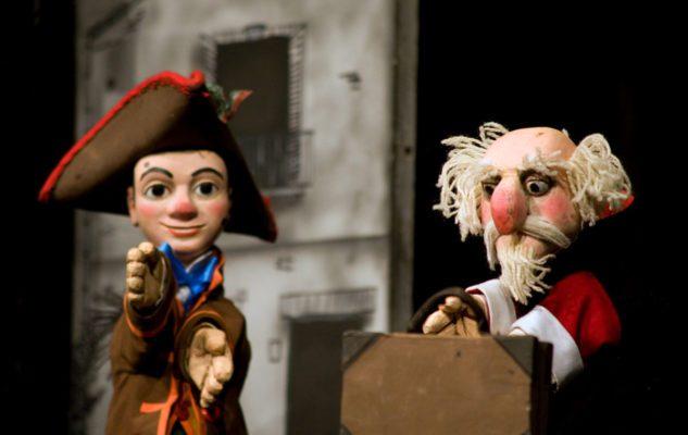 Natale in casa Gianduia: spettacolo di marionette per bambini