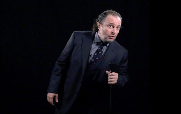 "Natalino Balasso al Teatro Superga di Nichelino con ""Velodimaya"""