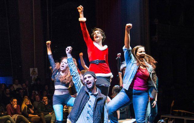 """Rent: il musical rock basato su """"La bohème"""" di Puccini a Nichelino"""
